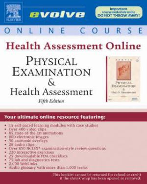 Health Assessment Online For Physical Examination And Health