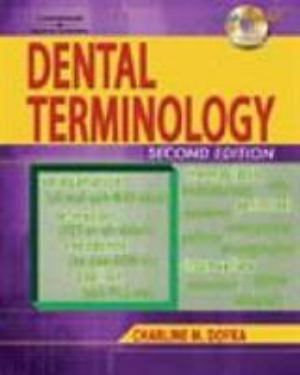 Dental Terminology  Text With Cd-Rom For Macintosh And