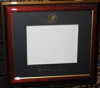 Classic Double Mat Diploma Frame