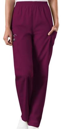 Womens Nursing Pant, Wine or White